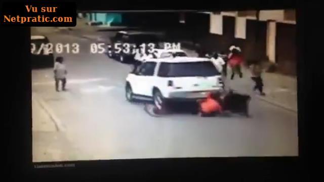 [VIP] Choc : Elle écrase volontairement six personnes avec son SUV