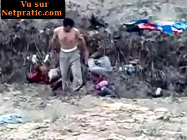[VIP] Prisonnier Koweïtien trouve une arme en nettoyant des corps et tire sur ses gardiens (Public averti)