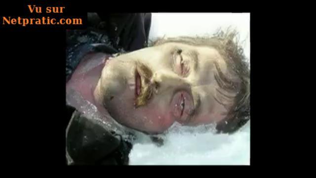 [VIP] Compilation de personnes et d'animaux morts gelés (Public averti)
