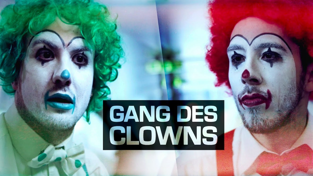 Le Gang des Clowns