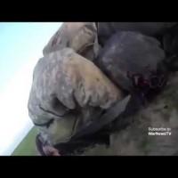 Un soldat de daesh tué sur le cou