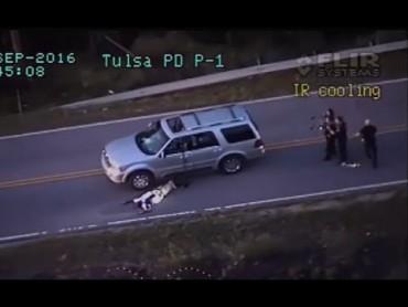 Un homme noir non armé abattu par la police américaine en Oklahoma